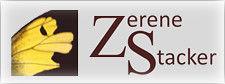 Logo ZereneStacker